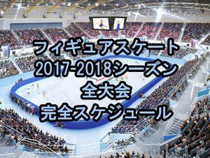 フィギュアスケート2017-2018全...